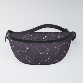 constellations pattern Fanny Pack