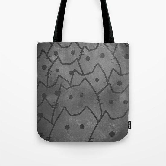 cats-318 Tote Bag