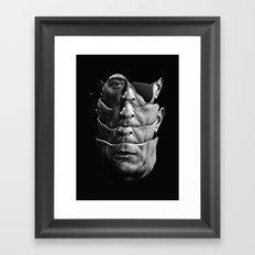 Arnold Schoenberg / Quartet Framed Art Print