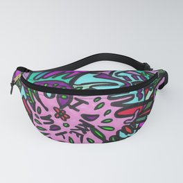 Take Everything I Dare You (Tropical) Fanny Pack