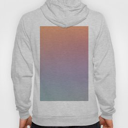 BUTTERFLY'S DREAM - Minimal Plain Soft Mood Color Blend Prints Hoody
