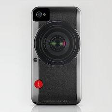 Camera Slim Case iPhone (4, 4s)