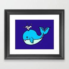 Friends of the Sea Framed Art Print