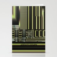 industrial Stationery Cards featuring Industrial by inkedsandra