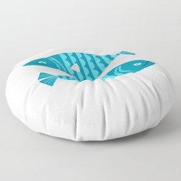 Libra Zodiac Sign Symbols: The Scales Floor Pillow
