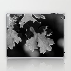 Sunlit Oak Leaf Laptop & iPad Skin