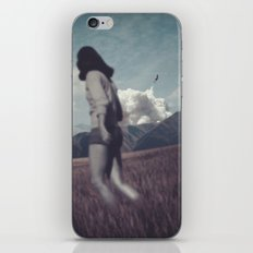 Kicked out iPhone & iPod Skin
