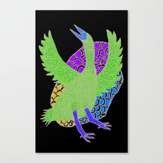 Flying Bird 2 Canvas Print