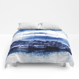 Fishing Village Comforters