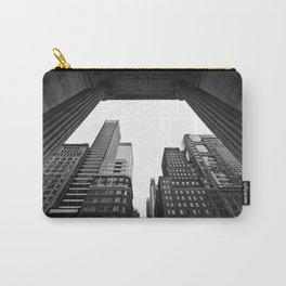 New York under the rain Carry-All Pouch