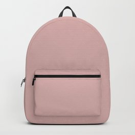 Silver Pink // Pantone 14-1508 TPX Backpack