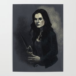 Meg Masters Poster