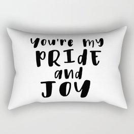 You're My Pride And Joy Rectangular Pillow
