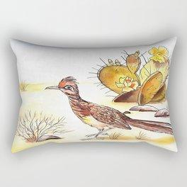 Roadrunner Rectangular Pillow