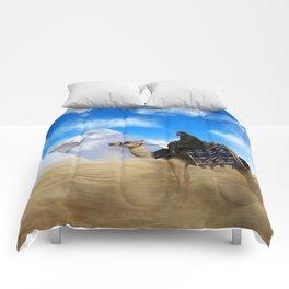 Desert Dweller Revalation Comforters