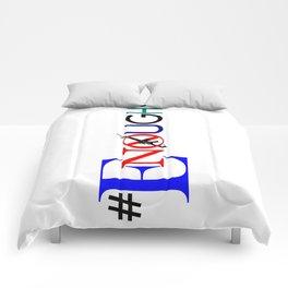 Enough! Comforters