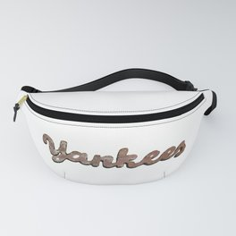 old sign Fanny Pack