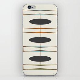 Mid-Century Modern 1.1 iPhone Skin
