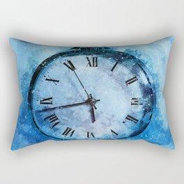 Frozen In Time Rectangular Pillow