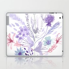 Colorful flowers Laptop & iPad Skin