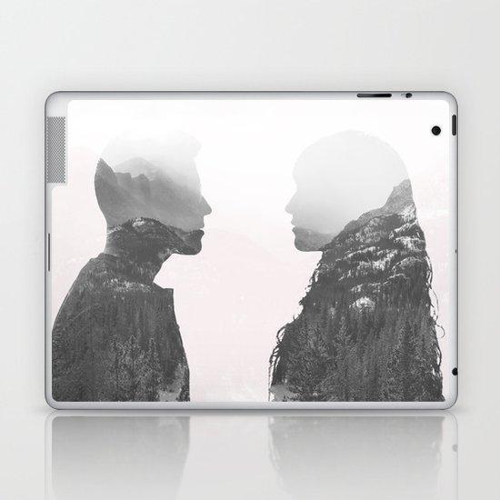 One in the Same Laptop & iPad Skin