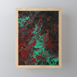 WildFire Framed Mini Art Print