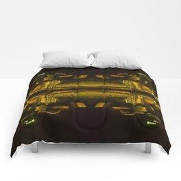 Abstract Guggenheim Comforters