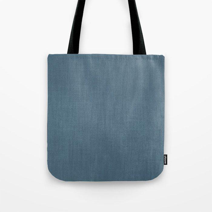 Blue Indigo Denim Tote Bag