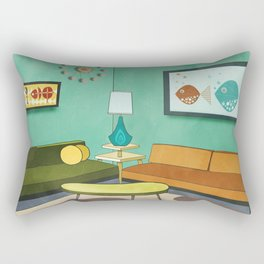 The Room 1962 Rectangular Pillow