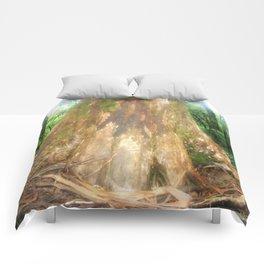 "Mountain Ash Tree (Aka ""The Big Boy"") Comforters"