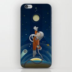 Space is the place iPhone & iPod Skin