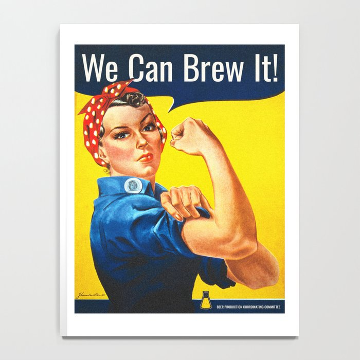 We Can Brew It! Notebook