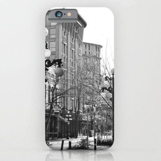 historic gastown  iPhone & iPod Case