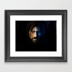 The Kingslayer Framed Art Print