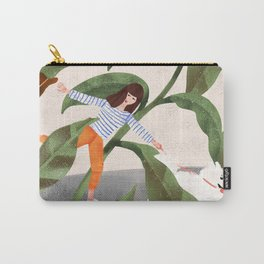 Going On A Walk Carry-All Pouch