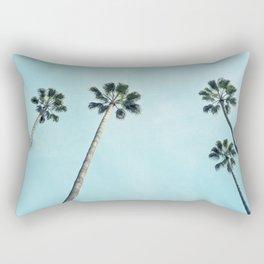 Towering Palms Rectangular Pillow