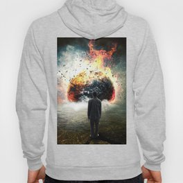 Planet Exploding by GEN Z Hoody