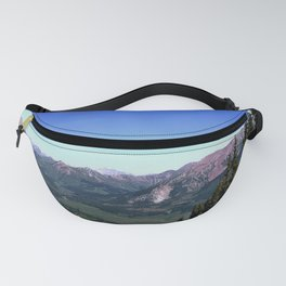 The highroad to Crested Butte Fanny Pack