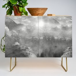 B&W - Wish You Were Here (Chapter I) Credenza