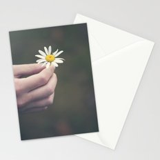 Flowers for your hair Stationery Cards