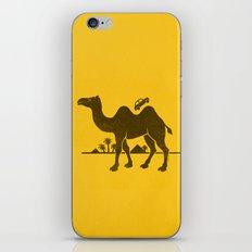 Bumps Ahead! iPhone & iPod Skin
