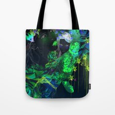 watercolor garden  Tote Bag