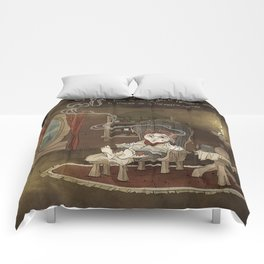 A Merrier World Comforters