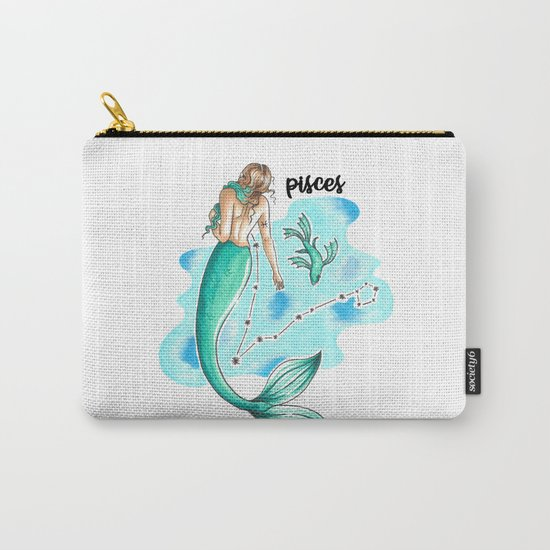 Pisces Mermaid by eweglein