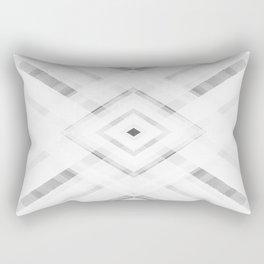 Rhombus Incept Rectangular Pillow