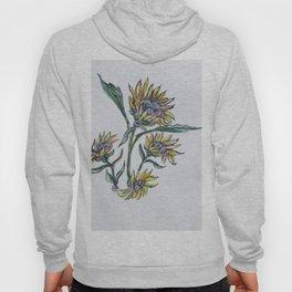 Sunflower Crazy Hoody