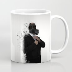 Dissolution of man Mug