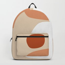Abstract Shape Series - Stacking Stones Backpack