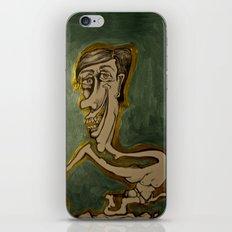 The Inside Man iPhone & iPod Skin
