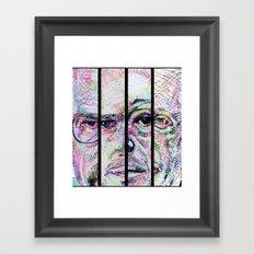 Breaking Bad Framed Art Print